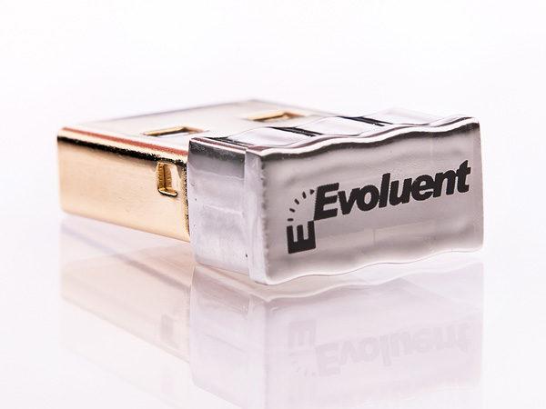 Een nieuwe dongle voor uw Evoluent C muis is hier te verkrijgen